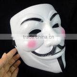 Cool Halloween Masquerade Face Mask V For Vendetta Guy Fawkes Fancy Dress Party MK107