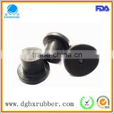 Guangdong Good sealing rubber stoppers/ silicone stoppers/rubber plug for pipe /hole/bottle/auto machine/bath or kitchen