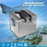 EverExceed Rechargeable Aviation Military Vehicle Nickel Cadmium Battery