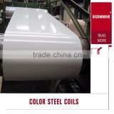 Manufacture prepainted GI steel coil /PPGI /PPGL color coated galvanized steel sheet in coil