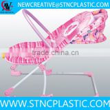 Chair Type and Plastic Material baby vibrating bouncer