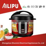 Low watt with high power 5.0 Litres automatic electric pressure cooker/multi-function rice cooker