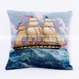 Top Grade digital printing Colorful Cushion Pillow Cover, Square Home Decor sofa cushion