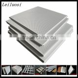 Fireproof interior decoration material metal ceiling tiles in dubai                                                                         Quality Choice