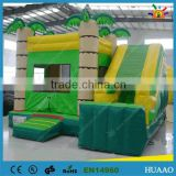 cheap inflatable water floating playground