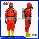Light type Chemical protective clothing for fire fighting
