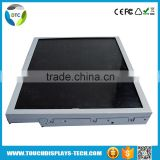 Long lasting product cycle-enclosure 19 inch open frame touchscreen lcd monitor