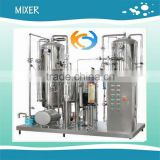 automatic beverage mixing machine production line/beverage can production line