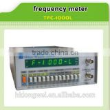 Top Quality 10Hz to 1 GHz Frequency Meter Frequency Counter,with 8 high brightness LED display windows