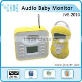 Wireless Digital Audio Baby Monitor With Two-way Voice Calls Function JVE-2010