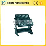 High demand products 72pcs*10W LED Washer light show equipment