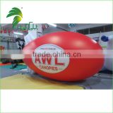 High quality Factory Price RC Blimp / Zepplin / PVC Inflatable Airship For Outdoor Advertising
