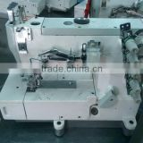 Cover Stitch Industrial Sewing Machine W500 high speed interlock sewing machine with energy saving motor