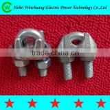 High quality strain clamps-socket eye, transmission line hardware