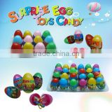 Kinder surprise egg toy candy for confectionery