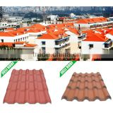 popular heat resistant corrugated roofing sheets