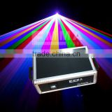 Professional dj equipment 4w-6w RGYB Red+Green+Yellow+Blue+white+pink Laser Light Projector stage laser show system