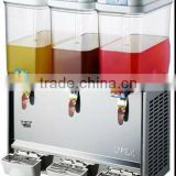 best selling cold /hot beverage dispenser with 18L (CE) stainless steel spray or blender