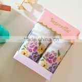 EAswet popular textile wedding gifts,textile wedding favors