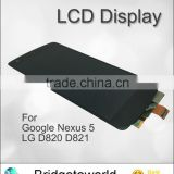 For Nexus 5 LG D820 D821 LCD Digitizer Assembly Touch Screen Display