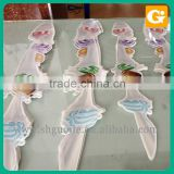 Die Cut Felt Shapes Light Film Poster banner Digital Printing