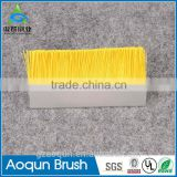 Environmentally friendly car mudguard brush