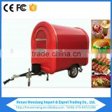 Multifunctional mini mobile food truck for sale in malaysia                                                                                                         Supplier's Choice