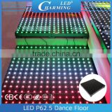 Acrylic led flash dance floor save time installiton restaurant led floor display with practical new patent