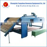 2015 Hot selling products Nonwoven microfiber cross lapper