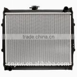 high quality steel panel radiator for truck