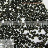 Wholesale Real Loose Black Diamond Round Brilliant Cut