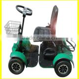 FairWay Design Light Weight Electric Golf Buggy With High Power Motors More than 36 Holes Battery .