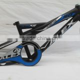 New arrived bmx bike frame/children bike steel frame with fork and chaincover