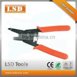 LS-104 2 in 1 multi function crimping tool use for cutting 30mm max cable and Crimping terminals with automatic rebound spring