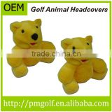 OEM Golf Club Animal Headcovers