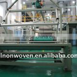 polypropylene spunbond nonwoven fabric making machine for single beam ( brand C.L)