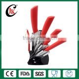 Colorful 3'' 4'' 5'' 6'' 7'' Zirconia Ceramic Knife Set,Ceramic Chef Knife