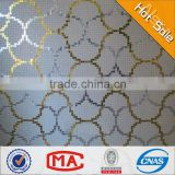 beautiful design glass mosaic underground gold and silver detector mosaic tile lantern mosaic