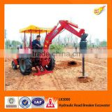 Kanshan LK3000 wheel rc excavator for sale