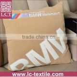 wholesale 2015 lastest design handmade comfortable car cushion pillow with embroidery(LCTP0056)
