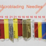 Disposable Microblading Needle for Manual Tattoo Pen Full Size