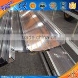 Hot! 6063 t5 blade aluminium louver and reflectors, 6 meter alloy aluminium louvers flat bars