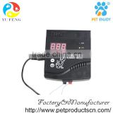 Hot Sale Smart Electronic Pet Fence System with waterproof collar