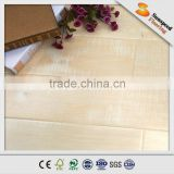 8mm double click HDF AC3 Beveled Painted V Groove Natural Oak wood high gloss Laminate flooring