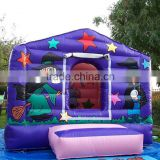 witch inflatable jumper can put sea ball inside for toddler jump house