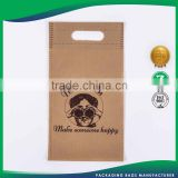 Nice Quality Top Quality Customized Oem Non Woven Pp String Closure Envelope Bag