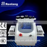 Machinery! RL-CH! Best Lipo Laser Body Cavitation Machine Ultrasound Cavitation Slimming Gel Machine Ultrasonic Cavitation Body Sculpting