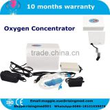110V 220V Voltage Oxygen Concentrator oxygenerator oxygen making machine generator with battery for family home
