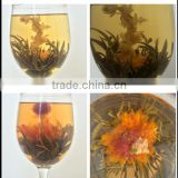 Blooming Tea,Flower Tea Ball,Natural Flower Blooming Artistic Green Tea