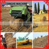 China supplier mini round hay baling for farmer